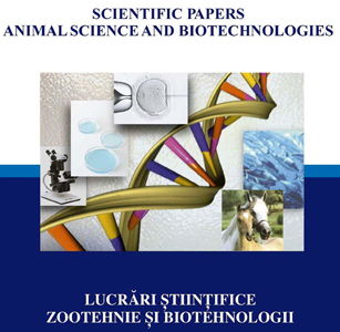 Homepage image for Scientific Papers Animal Science and Biotechnologies